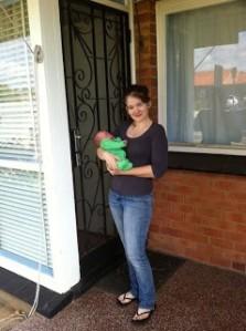 Bringing Ethan home...FINALLY!
